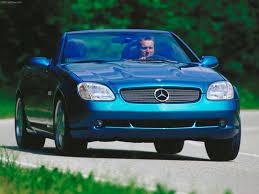 mercedes benz slk roadster 1999 pictures information u0026 specs