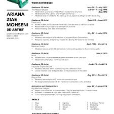 Verizon Resume Ariana Ziae Mohseni Resume