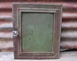 Vintage Metal Storage Cabinet Industrial Cabinet Etsy