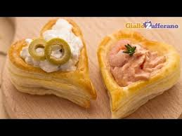 puff pastry canape ideas puff pastry hearts recipe