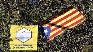 Flag Of Catalonia Crimethinc Catalunya Facing Two Bad Options Choose The Third
