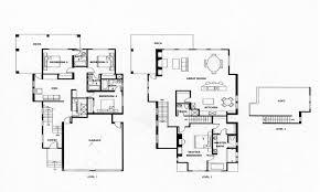 luxury homes floor plans 4 bedrooms small luxury house log home