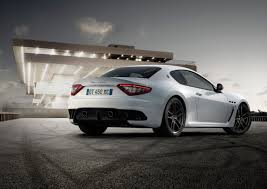 car maserati global debut of race bred maserati granturismo mc european car