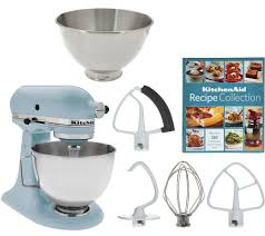 Kitechaid Kitchenaid 4 5qt 300w Tilt Head Mixer With 3qt Bowl Page 1