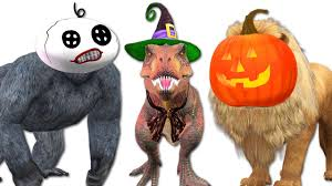 animals halloween halloween finger family song halloween song for kids animals