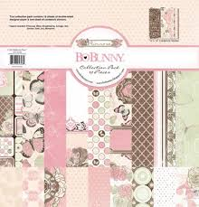 bo bunny primrose 12 x 12 collection pack