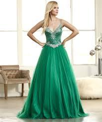 prima bella formals mac duggal 65080h green sequin corset top