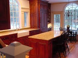 tiger maple wood kitchen cabinets tiger maple kitchen houzz