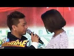 jhong hilario haircut jhong hilario admits crush on iza calzado youtube