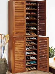 wardrobe for small space family entryway bench shoe cabinet