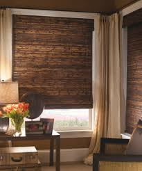 Fabric Covered Wood Valance Woven Woods U2014 Window Covering Distributors Inc