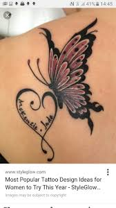 butterfly tattoos ankle 74 best tattoo ideas images on pinterest tatoos clock tattoos