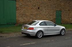 bmw 1 coupe review in a class of its own car reviews by car enthusiast