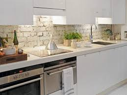 Kitchen Backsplash With Granite Countertops Kitchen Backsplash Ideas With White Cabinets L Shape White Kitchen