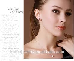 earing model new style top sale ear cartilage piercing jewelry korean model