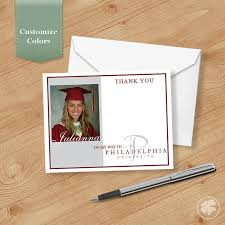 graduation thank you cards friendship thank you notes after graduation gift with thank you