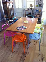 ikea reidar chair in multiple colors could look awesome around our