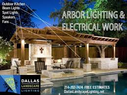 Dallas Landscape Lighting Electrical Services Dallas Landscape Lighting Electricians