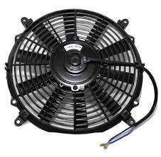 10 inch radiator fan 10 universal slim line radiator fan