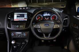 2000 Ford Focus Interior First Uk Drive Review Ford Focus Rs 2016