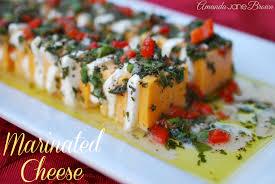 marinated cheese appetizer amanda jane brown