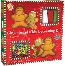 Cookie Decorating Kits Gingerbread Kids Decorating Kit Nafta