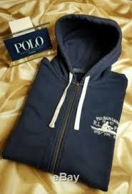 mens ralph lauren hoodie tracksuit top jumper size xxl 2xl 3xl xxxl
