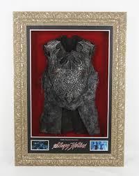 headless horseman ray park sleeveless tunic display prop store