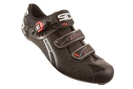 bike riding shoes sidi genius fit mega road shoe at biketiresdirect