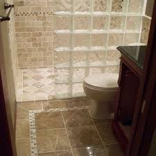 Best Showers Images On Pinterest Bathroom Ideas Glass Block - Bathroom glass designs