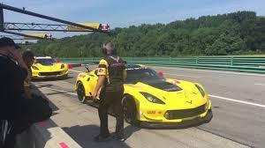 chevrolet corvette racing corvette racing an enduring team