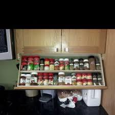 under cabinet spice rack fcdn3l1ht5ct9fi medium undercounter spice rack put the jars up i