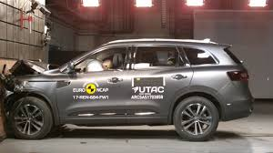 koleos renault 2018 2018 renault koleos crash test youtube