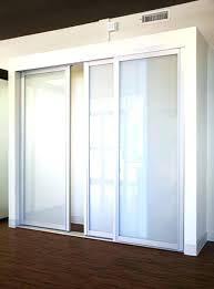 Closet Sliding Door Track Closet Sliding Doors Modern Lowes Door Track System Glass Closet