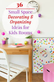 36 small space decorating and organizing ideas for kid u0027s bedrooms