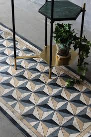 beija vinyl floor runner antique geometric from rockett st george