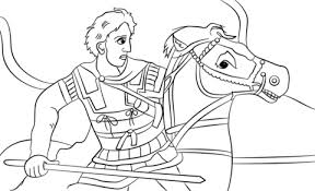 alexander coloring free printable coloring pages