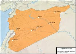 Palmyra Syria Map by Retaking Palymyra The Slow Campaign Against Islamic State In