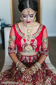 bridal makeup set makeup jewelry in ca indian wedding by