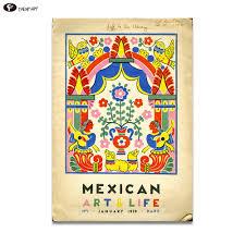 online get cheap mexican canvas art aliexpress com alibaba group