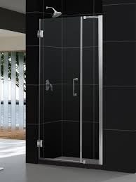 3 8 glass shower door dreamline unidoor 35 to 36