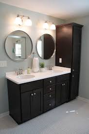 Painting Bathroom Cabinets Ideas by Best 20 Tall Bathroom Cabinets Ideas On Pinterest Bathroom