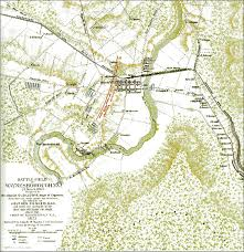 Battle Of Gettysburg Map Military History Online Custer And The Battle Of Waynesboro