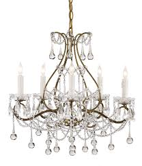 Simple Chandelier And Company 9008 Paramour Five Light Mini Chandelier