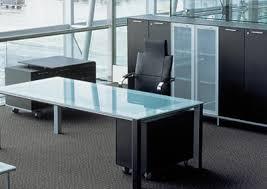 bureau de direction en verre mobilier de bureau direction design essential bureau bois ou bureau