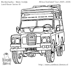 land rover drawing going back where we started an african road trip 2005