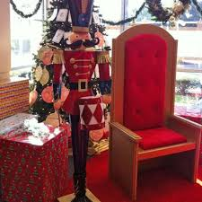 santa chair rental decor props santa chair