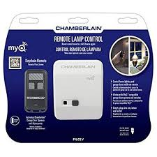 Chamberlain Pilcev Myq Remote L Control Control Home Lighting