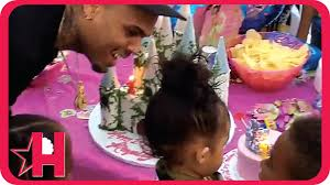 brown birthday party chris brown s epic 1st birthday party for royalty
