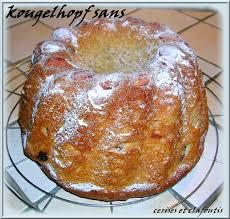cuisiner sans graisse recettes kougelhopf aux dattes sans oeuf sans matiere grasse cerises